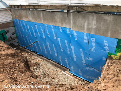 Foundation Water Proofing